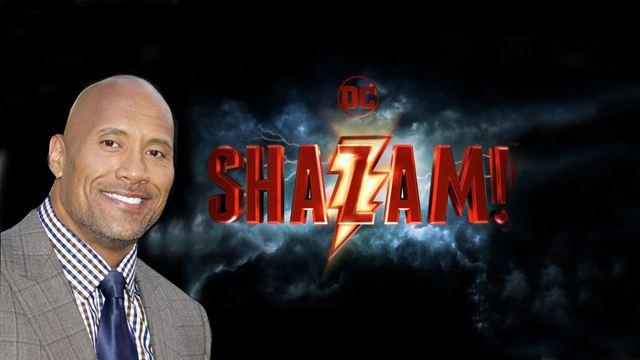 Shazam! : Warner et DC prêts pour une suite,  Dwayne Johnson prêt pour Black Adam