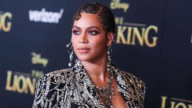Le Roi Lion : Beyoncé et Halle Bailey, future petite sirène, à l'avant-première mondiale