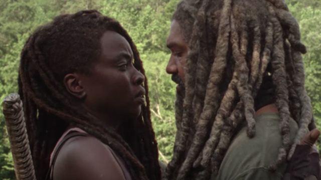 The Walking Dead: un triangle amoureux au coeur de la saison 10?