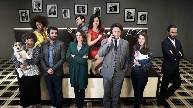 Dix pour cent saison 4 : tournage imminent, Gad Elmaleh en guest ?
