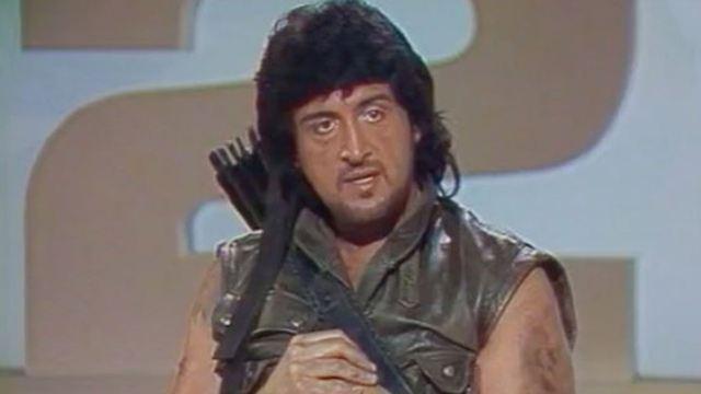 Rambo : quand le sosie de Stallone dynamitait le JT en 1985