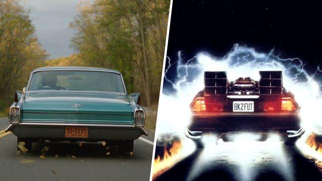 Quiz - A quels films et séries appartiennent ces voitures ?