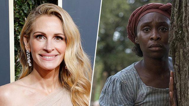 Whitewashing : Julia Roberts a été envisagée pour jouer la militante noire Harriet Tubman
