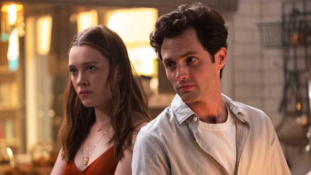 You saison 2 sur Netflix : pourquoi les jumeaux s'appellent-ils Love et Forty ?