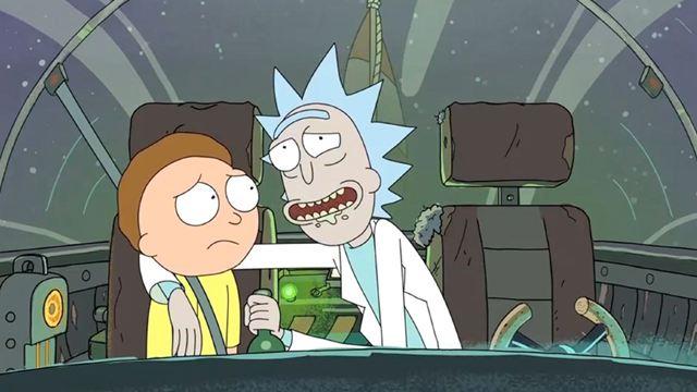Rick et Morty saison 5 : Rick rencontre sa nemesis dans un premier extrait