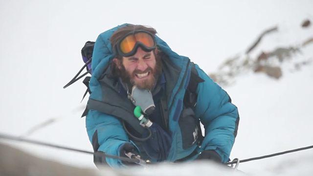 Everest en 9 vidéos : Jason Clarke et Jake Gyllenhaal se