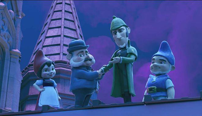 Photo du film Sherlock Gnomes