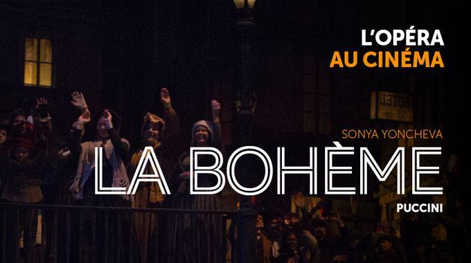 Photo du film La Bohème (Met-Pathé live)