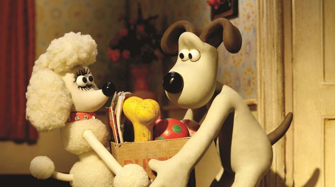 Photo 1 pour Wallace & Gromit : Cœurs à modeler