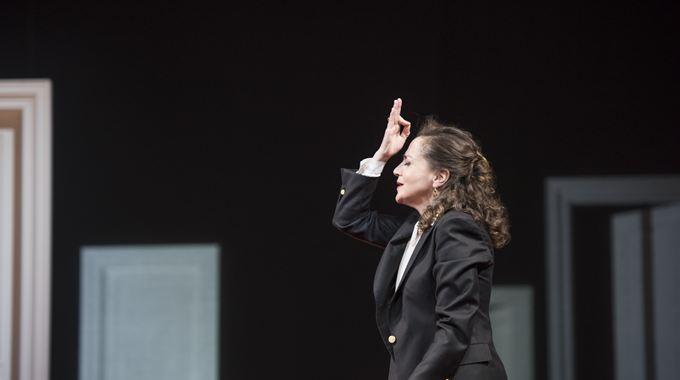 Photo 1 pour Britannicus (Comédie-Française / Pathé Live)
