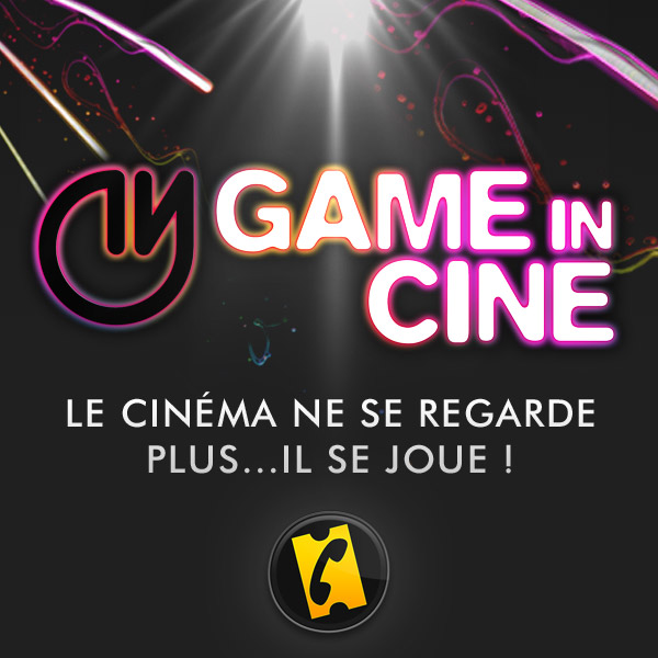 AlloCiné : Game In Ciné