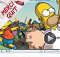 Photo : Merci Qui? N°77 - Les Simpson