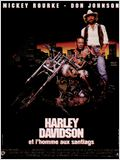 Harley Davidson et l&#39;homme aux santiags