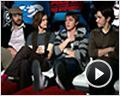 Matthew Gray Gubler, Jason Lee, Justin Long, Jesse McCartney Interview : Alvin et les Chipmunks