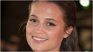 Qui est Alicia Vikander, la nouvelle Lara Croft ?