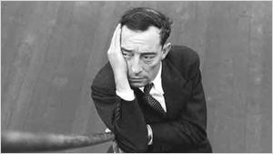 Buster Keaton en 10 photos burlesques