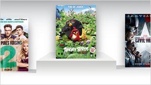 Box-office US : les Angry Birds détrônent Captain America