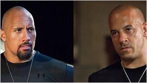 Dwayne Johnson et Vin Diesel : l'histoire d'un clash bidon ?