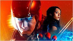 Les Legends of Tomorrow traversent le temps sur l'affiche de la saison 2