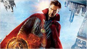 Doctor Strange : découvrez trois posters animés et mystiques