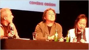 Lumière 2016 : Masterclass de Park Chan-Wook, le réalisateur qui a redéfini le cinéma coréen