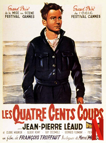 Les quatre cents coups streaming