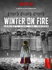 Winter on Fire: Ukraine's Fight for Freedom streaming