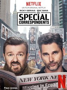 Special Correspondents streaming