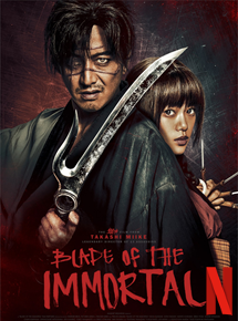Blade of the Immortal streaming