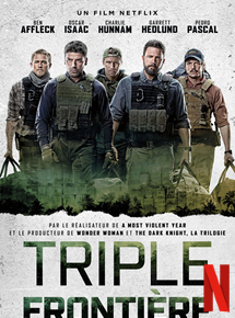 Triple frontière streaming
