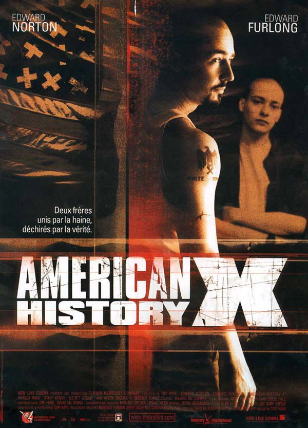 """American History X ""Movie Review"