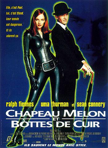Chapeau melon et bottes de cuir film 1998 allocin - Chapeau melon et bottes de cuir purdey ...