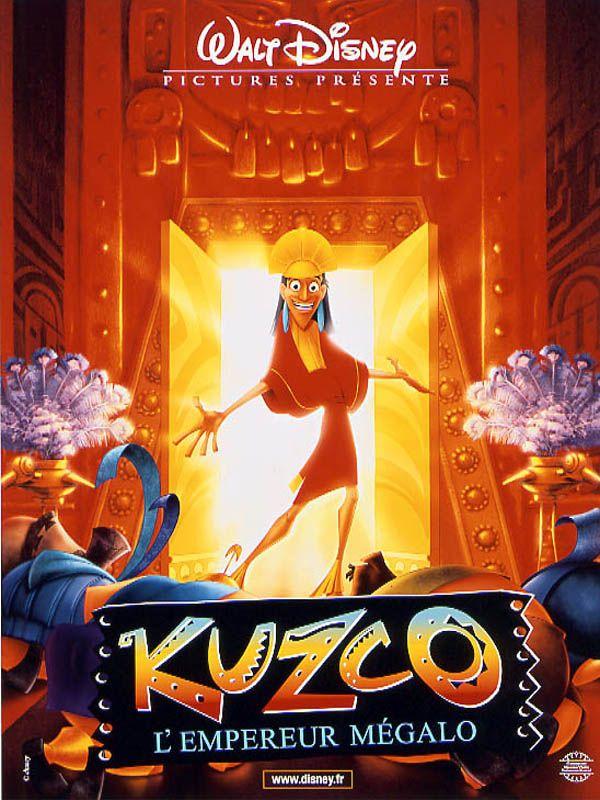 Image Kuzco, l'empereur mégalo