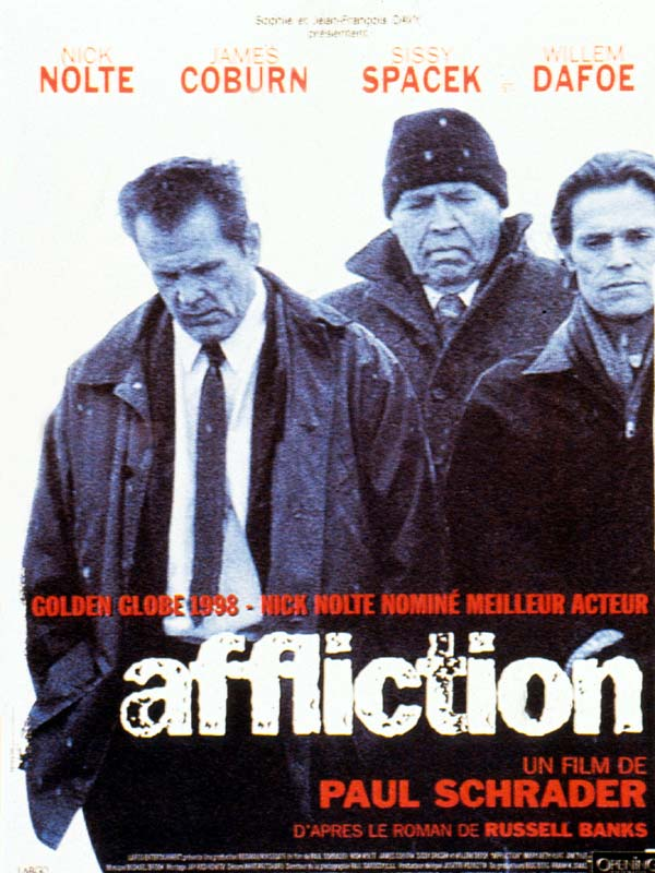 Affliction - film 1998 - AlloCin�