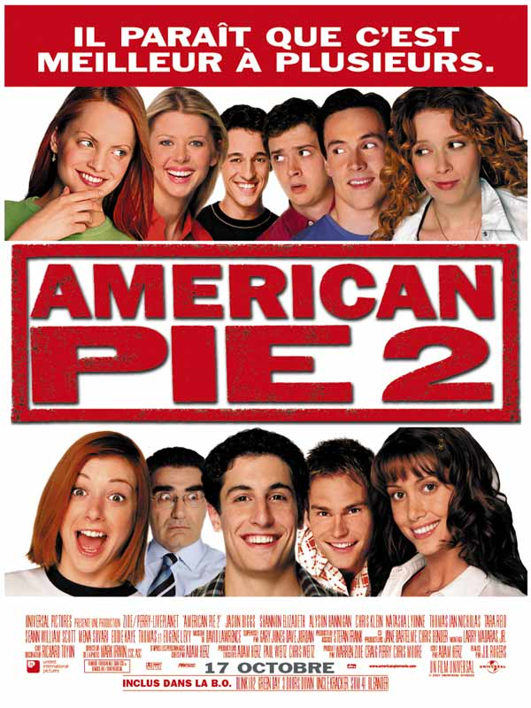 film drole type american pie
