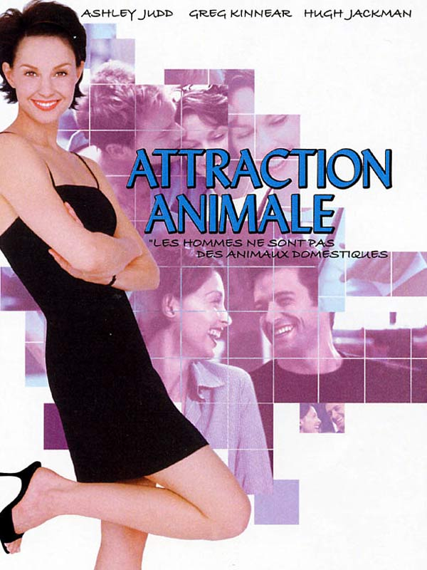 Attraction animale affiche