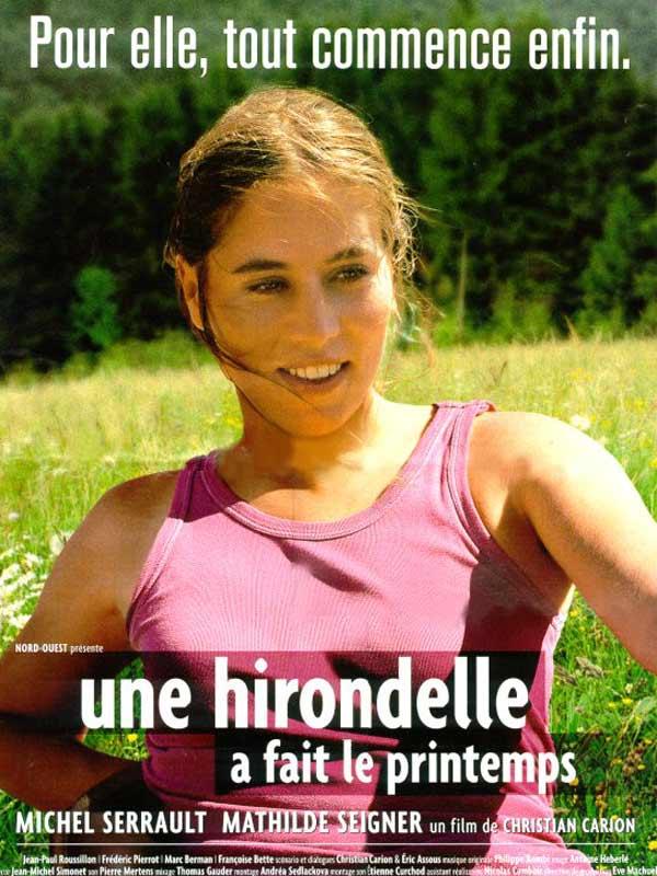 Une Hirondelle Fait Le Printemps : une hirondelle a fait le printemps film 2001 allocin ~ Melissatoandfro.com Idées de Décoration