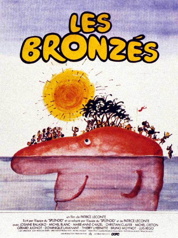 """Résultat de recherche d'images pour """"les bronzés affiche"""""""