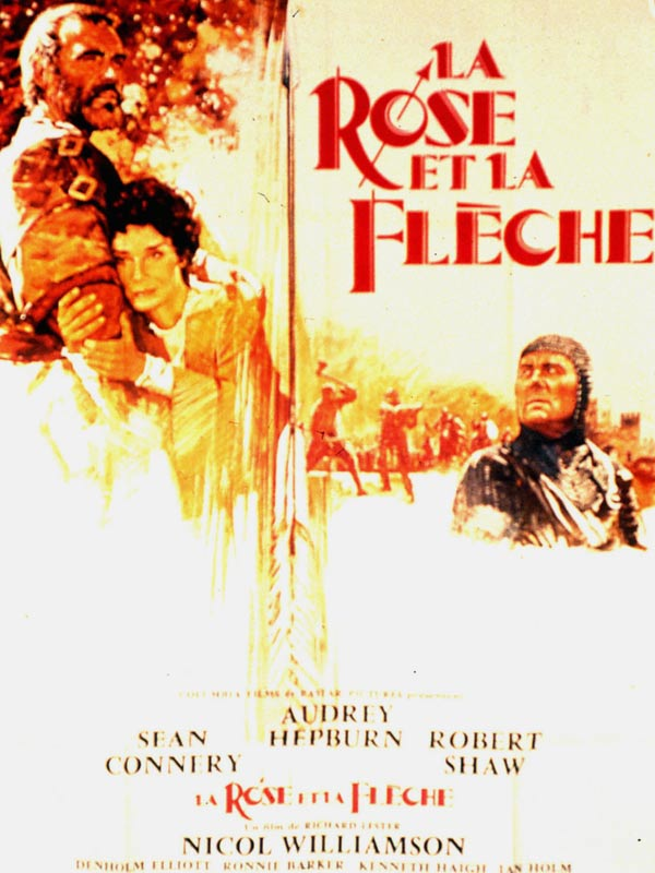 La Rose et la Flèche streaming