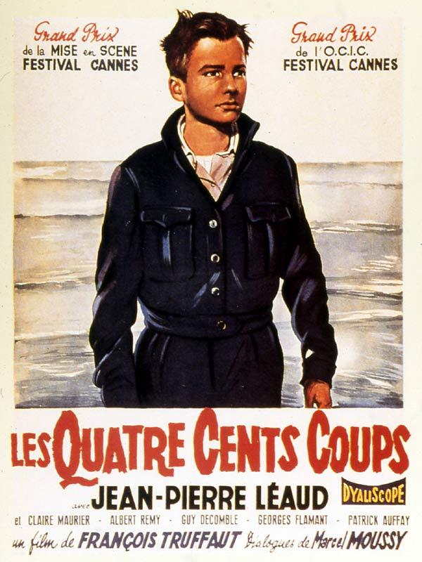 Les quatre cents coups film 1959 allocin - Les 400 coups de francois truffaut ...