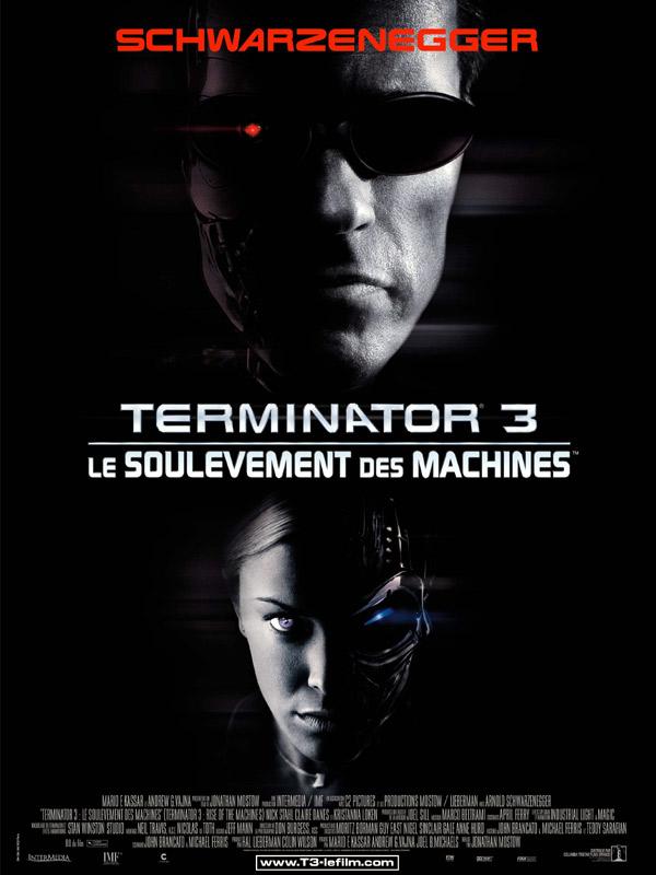 Terminator 3 : le Soulèvement des Machines streaming
