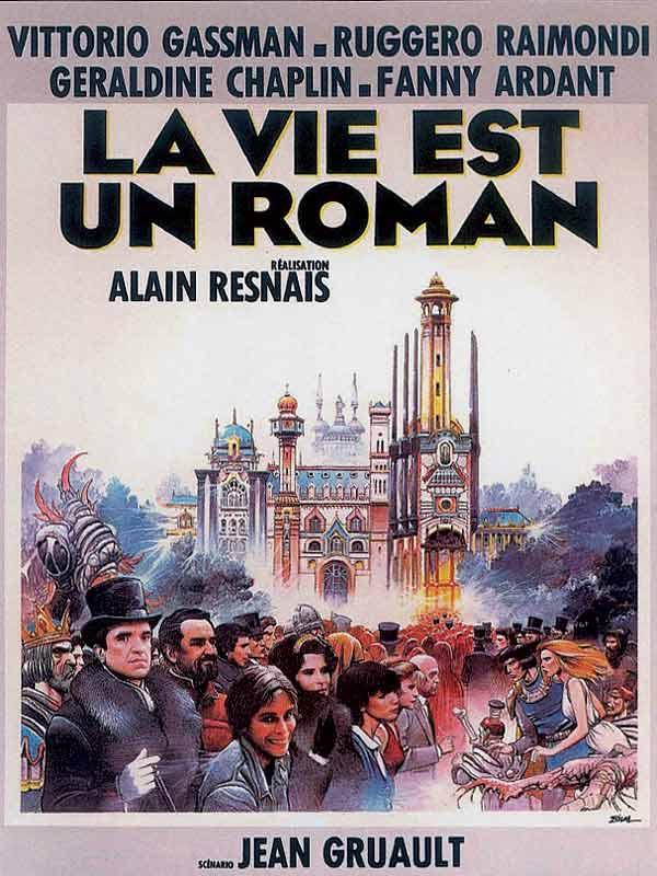 La Vie est un roman Streaming VF DVDRIP