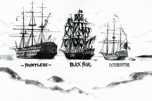 photo du film pirates des cara u00efbes   la mal u00e9diction du