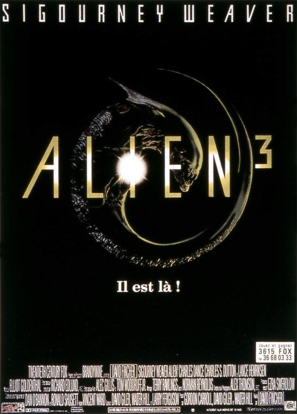 Alien³ Streaming