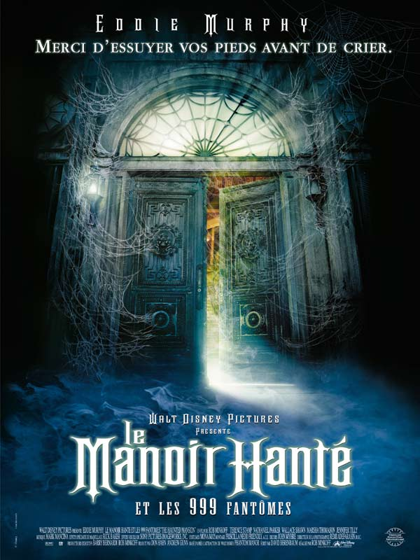 Image Le Manoir hanté et les 999 fantômes