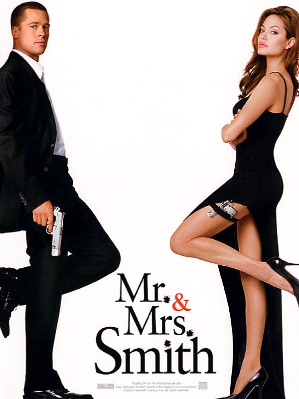 """Résultat de recherche d'images pour """"Mr & Mrs Smith"""""""