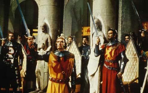 Photo du film les chevaliers de la table ronde photo 2 - Film les chevaliers de la table ronde ...
