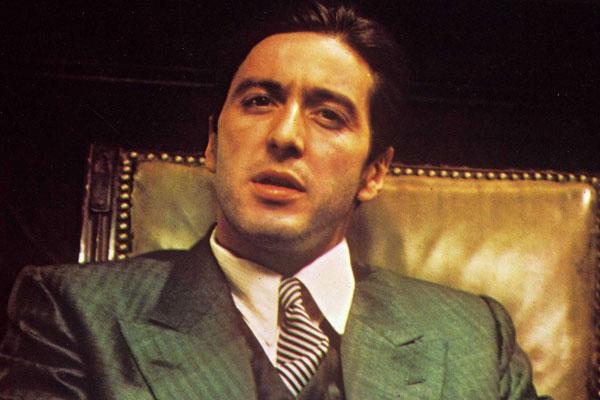 Le Parrain : Photo Al Pacino, Francis Ford Coppola