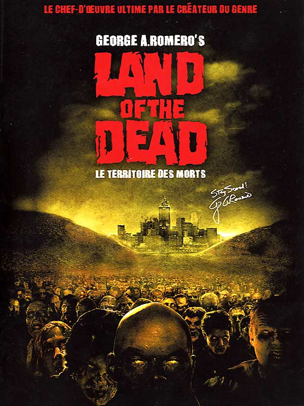Land of the dead (le territoire des morts) streaming