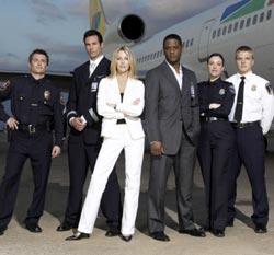Affiche de la série LAX